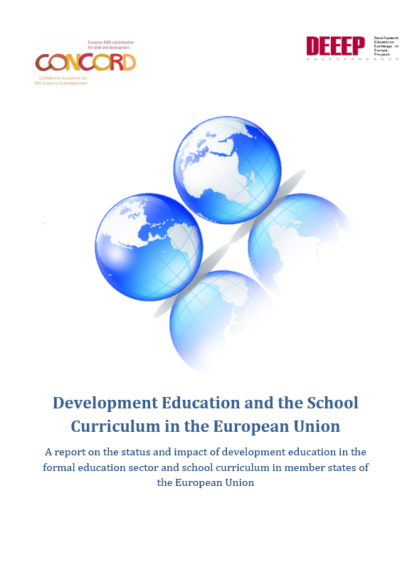 Development Education School Curriculum EU