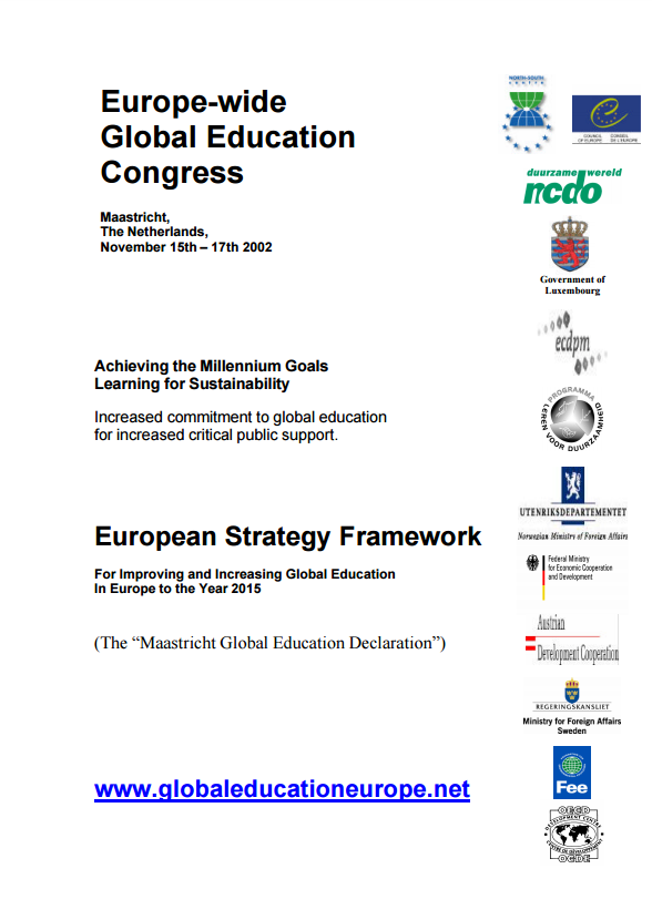 maastricht global education declaration
