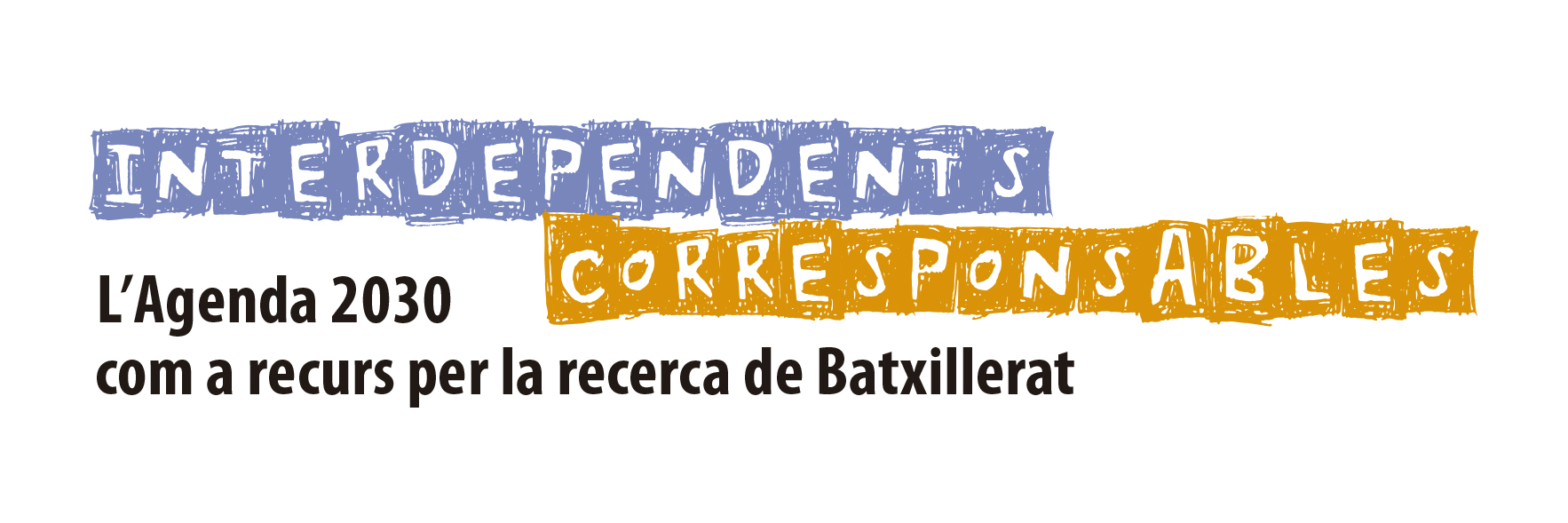Interdependientes, corresponsables
